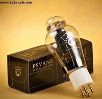 4pcs New PSVANE HiFi 300B Vacuum Tube Matched Quad(White ceramic base, gold plated pins and clease glass enclosure)