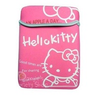 "Чехол для планшета 5pc 9.7""/10"" 12"" 13"" 14"" 15"" Hello Kitty Stereo Printing Neoprene notebook laptop Sleeve, For iPad Sleeve"