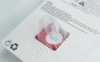 Соска Babypro 2 /100% 6 MZ-PN