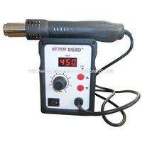 Устройство для сушки струёй горячего воздуха 120# ATTEN AT 858D SMD Hot Air Rework Station Hot Blower Hot Air Gun Heat Gun