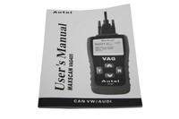 Оборудование для диагностики авто и мото VW/AUD1 VAG 405, Autel MaxScan VAG405