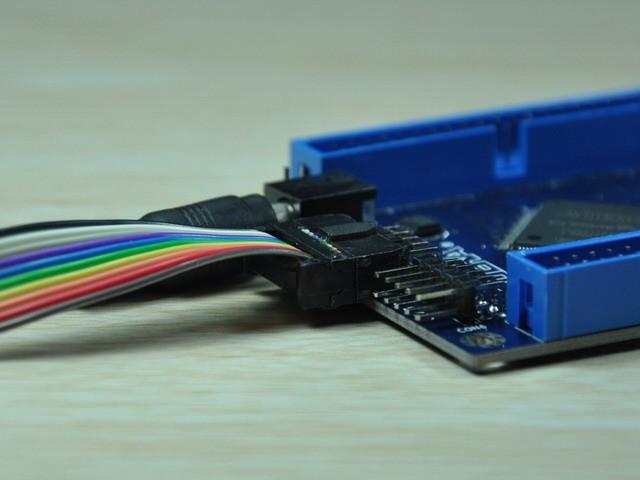 Free Shipping!  1pc FPGA development board / learning board / minimum core board Altera CycloneII EP2C5T144