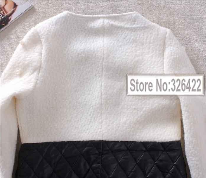 Aliexpress com buy зима шерстяные пальто