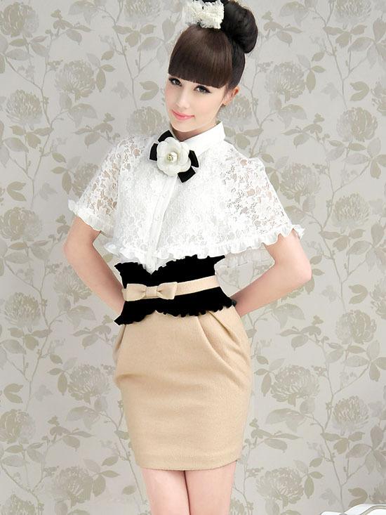 Белая Блузка С Бантом В Волгограде