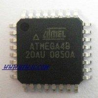 Интегральная микросхема 2pcs, New ATMEGA48 ATMEGA48-20AU TQFP Flash IC