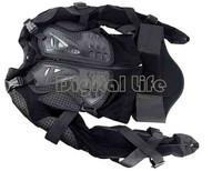 супер качество мотоцикл комбинации тела броня куртка позвоночника грудной клетки защиты gear размер xl tk0496