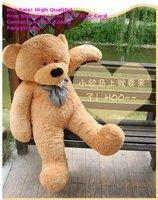 Детская плюшевая игрушка Pink Color Giant Plush Stuffed Teddy Bear 63 INCHES, FT90059