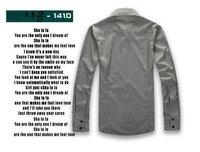 Рубашки модный 1410-CS18