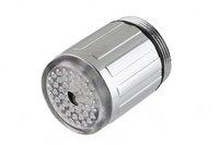 Аксессуары для смесителей Register 10pcs/lot NEW Temperature Sensor 3 Color RGB Glow Shower LED Light Water Faucet Tap