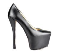 Туфли на высоком каблуке 16 0