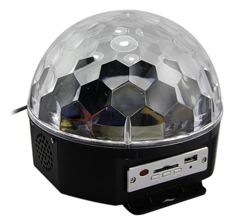 projecteur laser sphere telecommande usb mp3 musique jeu. Black Bedroom Furniture Sets. Home Design Ideas