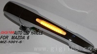 Дверная ручка mazda6/3/RX8/CX7/5 LED door handle/pull/der tuergriff/catch