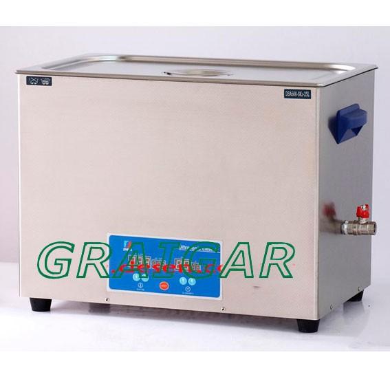 dsa600-SK2 digital timer fixed temperature 25 L ultrasonic cleaner