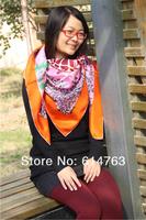 Женский шарф 100%
