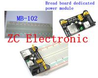 Электронные компоненты Zhencheng 1lot S = MB102 3,3 /5V + 830 Breadboard Jumper  wire