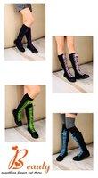 Женские ботинки +