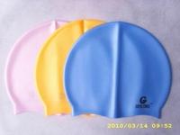 Плавательные шапочки  SY-9603-синим