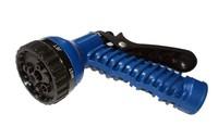Садовый шланг универсальный бытовой воды, 3 раза расширяемый шланг 25 футов / 8.3 m + 7 формы spray gun
