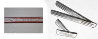 Специализированный магазин 4pcs Stainless Steel Door Scuff Plates Sill Guard For Honda Civic Replacement