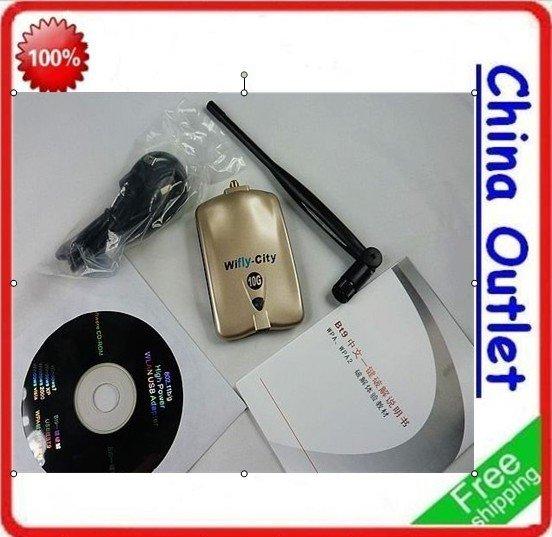 Wifly-City IDU-2850UG WiFi