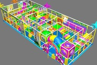 Детская площадка Indoor Playground, Used in Shopping Mall, Kindergarten, School and KFC, Indoor Playground Equipment