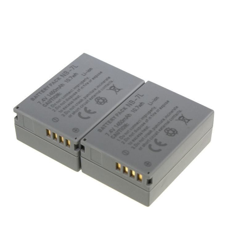 Новый canon nb-7l for g10/g11/g12/sx30 original