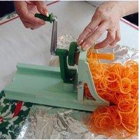 Измельчители и Слайсеры Japanese multi-function rotating cut vegetables device TURNING SLICER cut vegetables shredder