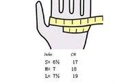 Женские перчатки 5
