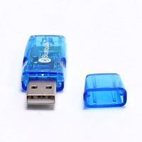 Адаптер для мобильных телефонов USB Bluetooth Dongle USB 2.0 Bluetooth Adapter 100m PC Laptop #9347