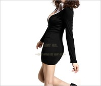 NEW excellent quality, Euramerican OL style elegant SEXY night club, party dress