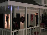 Светодиодное освещение LED Shooting Star Icicle Light String Snow Falling Light LED Dripping Icicle Lights 10-count Strand with Adaptor