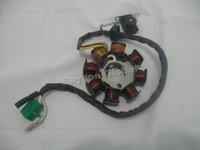 Стартер для мотоциклов Stator Assembly Type-3 magneto plate Scooter Parts @61344