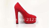 Туфли на высоком каблуке shippin! High-heeled shoes platform shoes