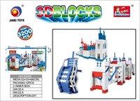 Лего и блоки jinritoys 62001