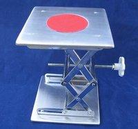 "Инструменты измерения и Анализа 8""X8"" Stainless steel lab jack laboratory jack lab support"