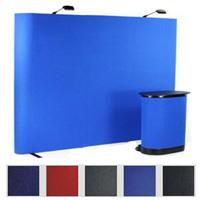 3 x 3 pop up дисплей / выставка продукта / выставочное оборудование / портативный дисплей / Крытый & Открытый