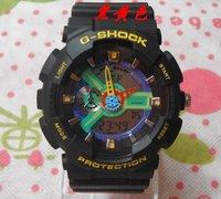 Ювелирное изделие montre de sport nel protection G watch Sports etanche sportive la populaire montre, reloj Pulseras shockwatch