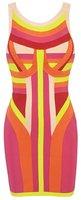 Вечернее платье Bandage dress , ! J089