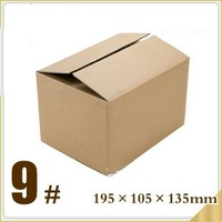Упаковочная коробка 3 layer strengthen pakcaging carton, outer carton, carton size:130mm*80mm*90mm