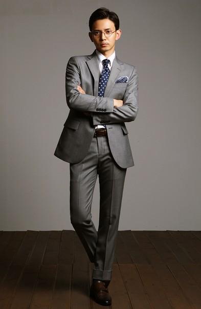 2017 Hot sell New Arrival men suit / mens complete designer tuxedo ...