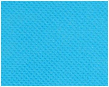 eco-friendly blue 60g polypropylene spun bond non woven fabric for band-aid