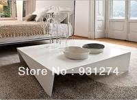 современные акриловые журнальный столик/гостиная мебель журнальный столик/плексиглас стороне таблицы/акрил