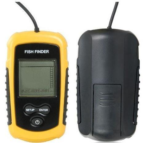 fish finder sonar lcd