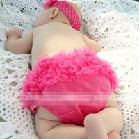 Нижнее белье, Подгузники для девочек lovely Baby Girls Pettiskirt Ruffle Panties Briefs Bloomer Diaper Cover 6-24M