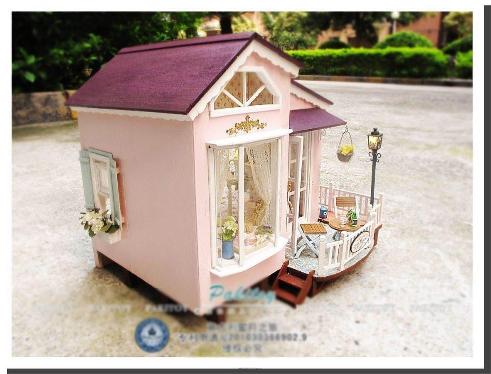 Как провести свет в кукольный домик своими руками