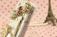 Чехол для для мобильных телефонов new design crystal bottle mobile-phone case for Iphone 4/4S/5