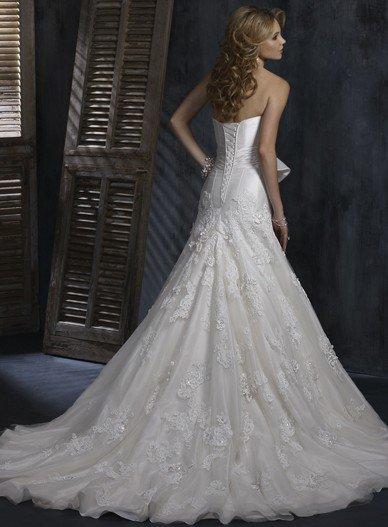 Cute butterfly princess wedding dress in wedding dresses for Cute princess wedding dresses