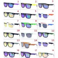 Женские солнцезащитные очки Hot Sale Fashion sunglasses colorful reflective helm sunglasses sports sunglasses men gafas de sol 19 colors