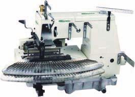 Multi-needle Sewing Machine