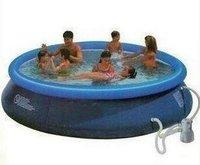 Товары для бассейна Inflatable pool, swimming pool, PL05 +1CE pump+Repair kit